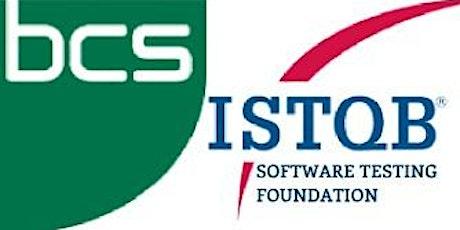 ISTQB/BCS Software Testing Foundation 3 Days Virtual Live Training in United Kingdom tickets