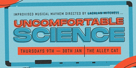 Uncomfortable Science tickets