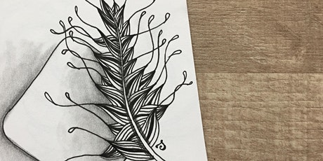 Tangled Feather Class: 2nd February 2020 tickets