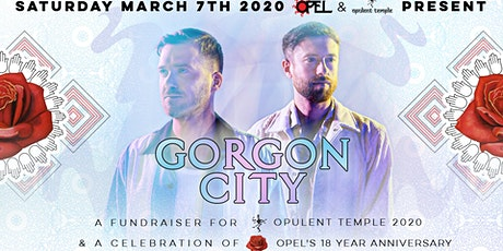 Opel & Opulent Temple present Gorgon City tickets