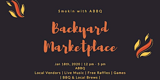 Beaches Local Backyard Marketplace feat. ABBQ
