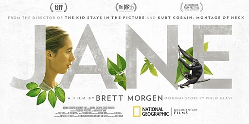 Jane -  Encore Screening - Mon 20th January - Sydney