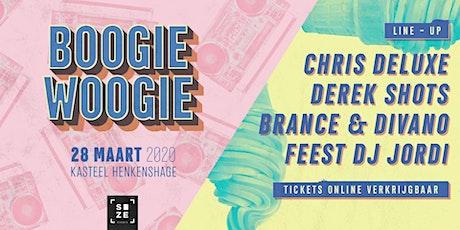 BoogieWoogie // Kasteel Henkenshage tickets