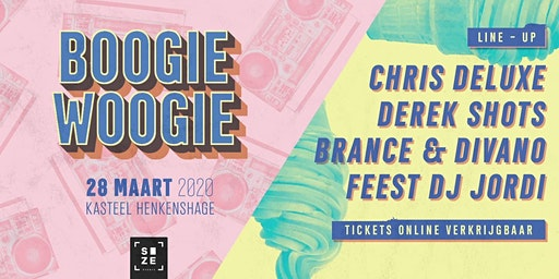 BoogieWoogie // Kasteel Henkenshage