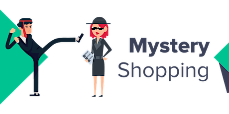 Mystery Shopping Techniques tickets