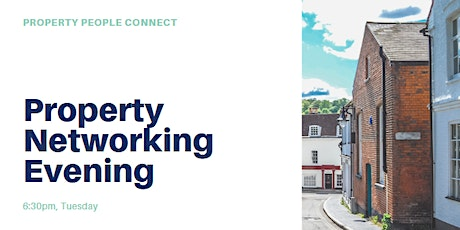 Property People Connect Networking Event - Manchester  tickets