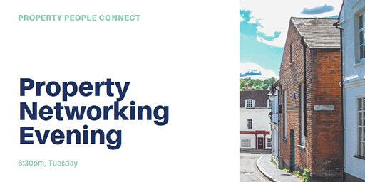 Property People Connect Networking Event - Manchester