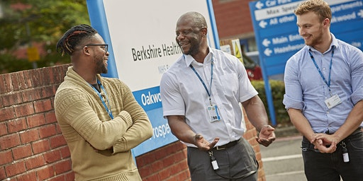 Prospect Park Hospital Open Day - Berkshire Healthcare NHS Foundation Trust