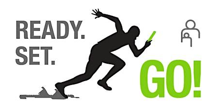 READY...SET...GO!  >> I tuoi Obiettivi 2020 biglietti