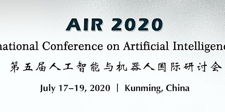 The 5th International Conference on Artificial Intelligence and Robots tickets