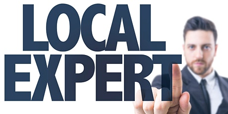 Becoming a Local Expert tickets