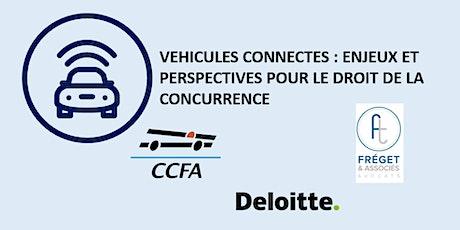 Véhicules connectés : enjeux et perspectives pour le droit de la concurrence  billets