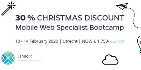 Mobile Web Specialist Course tickets