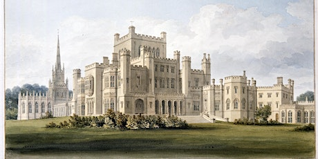 The Country Houses of James Wyatt, John Nash and Sir John Soane, 1793–1815 tickets