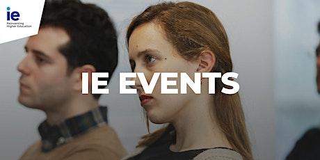 Meet and greet an IE representative - Oslo tickets