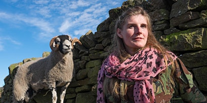 THE YORKSHIRE SHEPHERDESS - AN EVENING WITH AMANDA OWEN