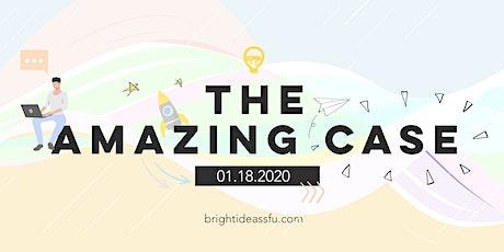 Bright Ideas: The Amazing Case 2020 tickets