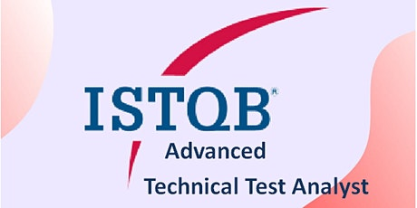ISTQB Advanced – Technical Test Analyst 3 Days Training in Edinburgh tickets