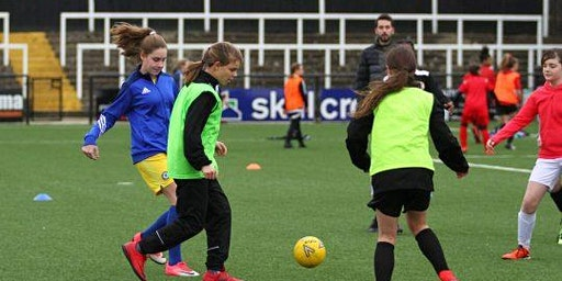 Girls Saturday Morning Soccer School: January - April