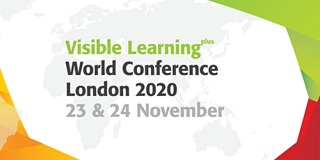 Visible Learning World Conference tickets