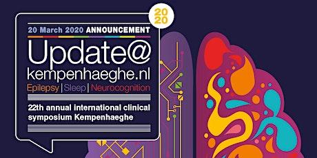 Update@Kempenhaeghe 20 maart 2020 tickets