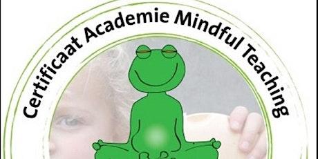 Mindfulness voor kids - cursus van 8 lessen - 10 tm 12 jaar  tickets