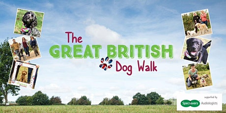 The Great British Dog Walk 2020 - Canonteign Falls tickets