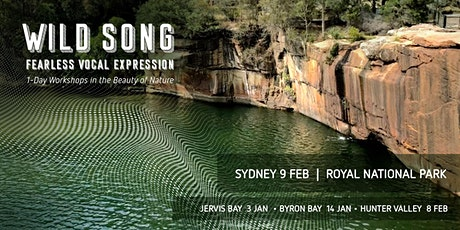 Wild Song – Fearless Vocal Expression | Sydney tickets