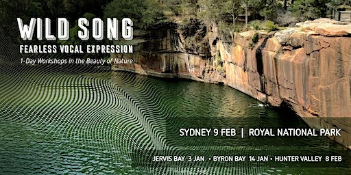 Wild Song – Fearless Vocal Expression | Sydney