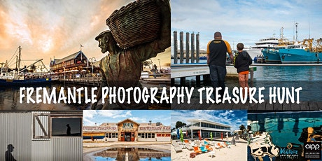 Fremantle Photography Treasure Hunt (March 2020) tickets