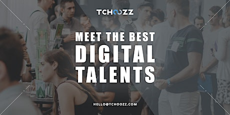Tchoozz Tech Dating | Zurich (May 6th) | Brands tickets