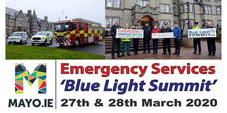 Blue Light Summit tickets