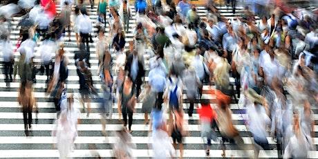 Dia da Saúde das Populações bilhetes