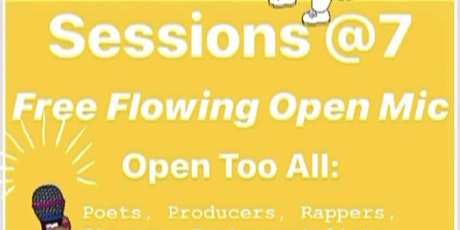 Sessions @ 7 tickets