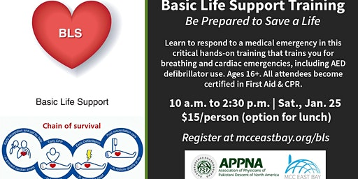 Basic Life Support (BLS) | Training Prepares You to Save a Life