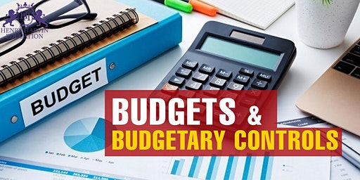 Finance Control Mechanism, Budget Monitoring and Implementation