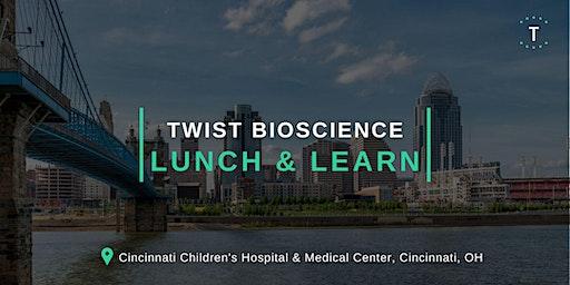 Twist Bioscience at Cincinnati Children's Hospital & Medical Center