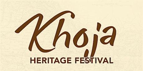 Khoja Heritage Festival 2020 tickets