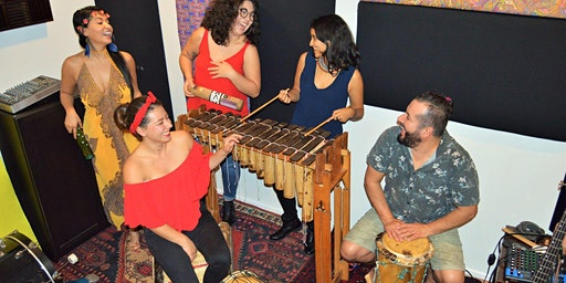 Meet & Play at Thirning Villa - FREE Live Band 'Aire Colombian Folk Music'