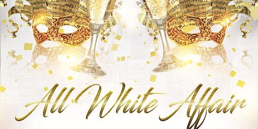 All White Affair Ball
