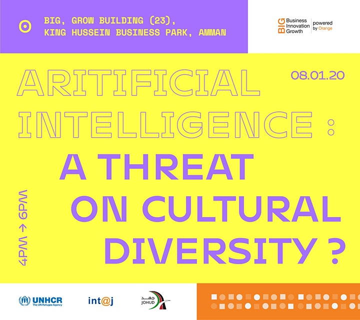 Artificial Intelligence, a threat on cultural diversity ? image