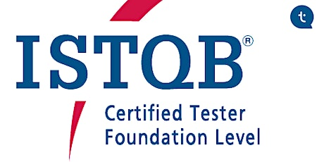 ISTQB CT Foundation Level - ENG Tickets