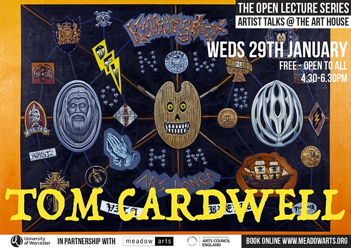 Art House Open Lecture Series - Tom Cardwell image