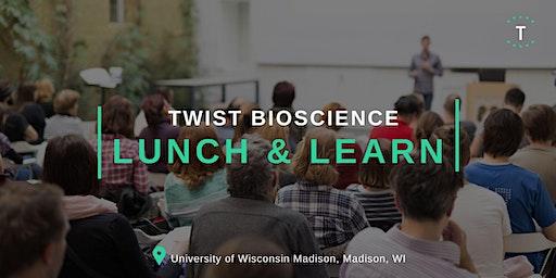 Twist Bioscience at University of Wisconsin Madison