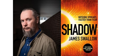 An afternoon with James Swallow tickets