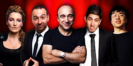 Electric Comedy Presents Jokers Gone Wild @ Club Co Crown // Apr 4th tickets