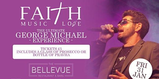 FAITH The Ultimate George Michael Tribute
