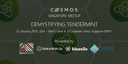 Cosmos Singapore Meetup: Demystifying Tendermint Core and Application Blockchain Interface (ABCI)