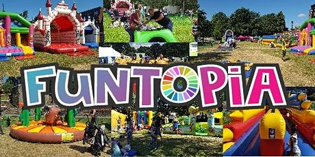 Funtopia at Daventry tickets