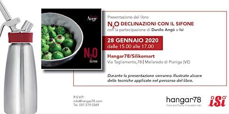 """Presentazione del libro """"N2O Declinazioni con il sifone"""" biglietti"""